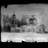 1920-e.-Pokrovskaya-cerkov.-Obshhij-vid-s-jugo-vostoka.-Foto-Nikolaya-Dmitrievicha-Vinogradova
