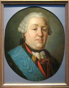 Александр Борисович Бутурлин (неизвестный художник, ГИМ)