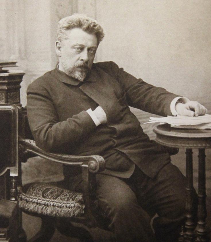 Рис. 1 А.П. Ленский.