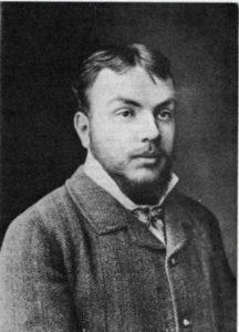 Рис. 1 Константин Викторович Осипов, фото 1890-х годов.[2]