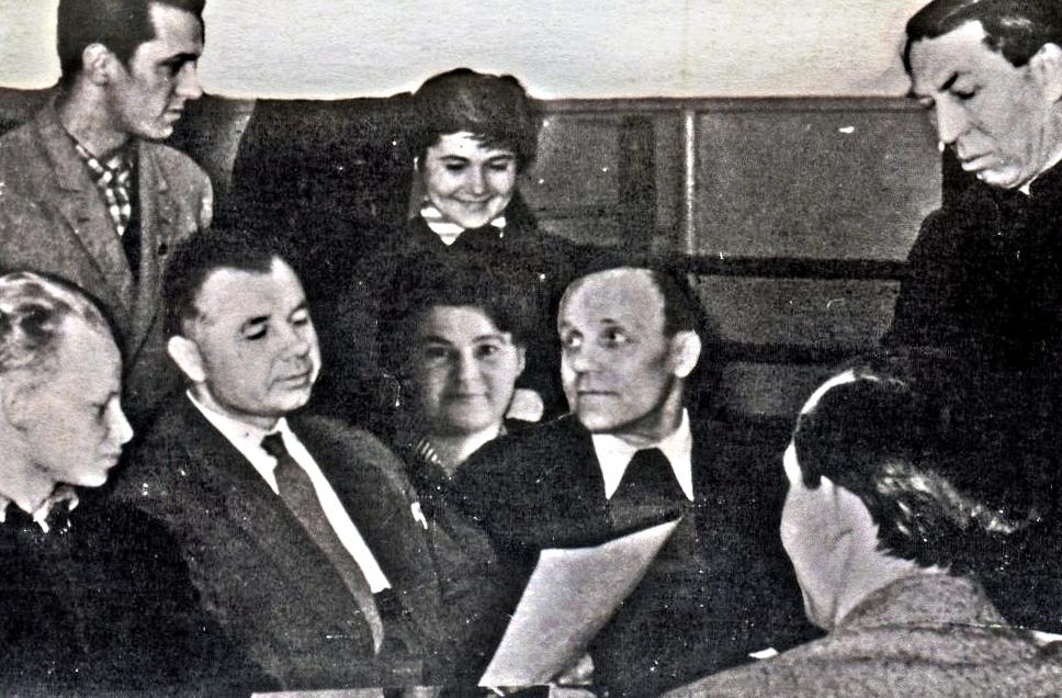 Рис. 14 Литературное объединение «Химки».