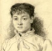 В.Васнецов. Мария Мамонтова