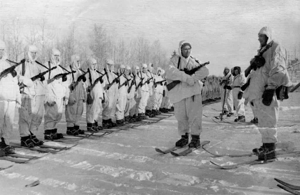Лыжные полки – гроза фашистов