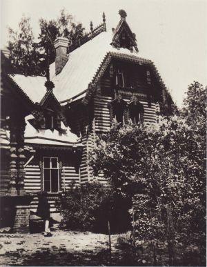 Рис. 5. Дом-терем в Киреево.