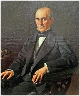 Рис. 6. Иван Фёдорович Мамонтов.
