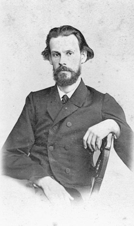 Рис.17. Николай Алябьев.1860-е.