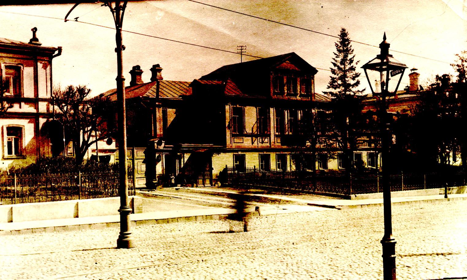 Рис.18. Дом Орешникова, в котором жила семья Алябьевых.