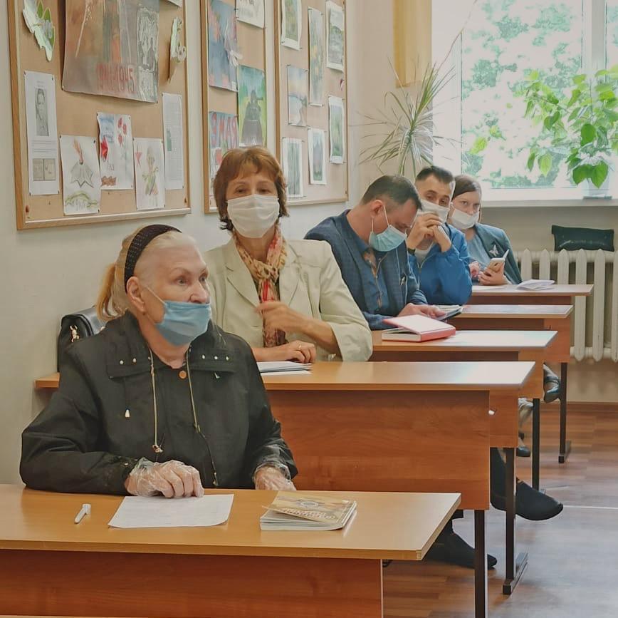 Н.В. Мочалова и О.В. Кирьянова