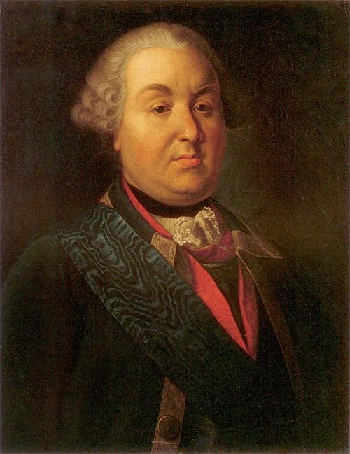 Граф А.Б.Бутурлин