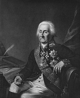 Князь Ю. В. Долгоруков