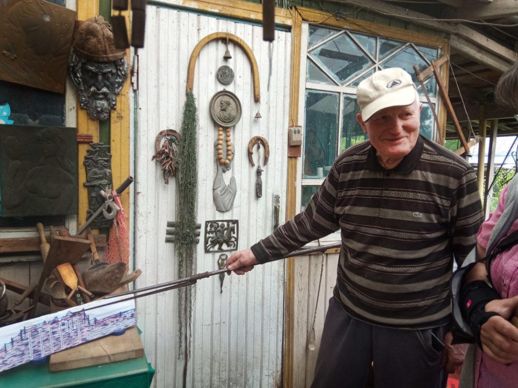 В.В. Чигарев рассказывает о канале
